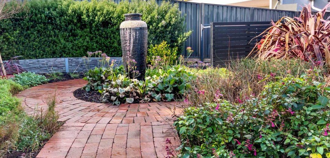 Easy access garden